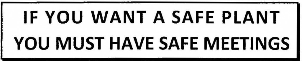 safe plant bumper sticker